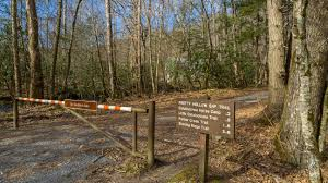 Dupont State Forest Trail Map by Meanderthals Palmer Creek Trail At Cataloochee Great Smoky