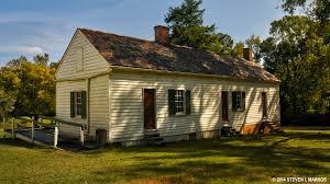 natchez national historical park melrose mansion slave quarters with slavery exhibit inside