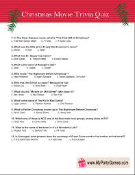free printable trivia quiz worksheet 3 free