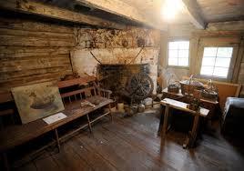 log cabin floors own america s oldest surviving log cabin for 2 9 million 6sqft