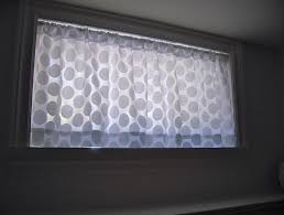 small basement window curtains home design ideas