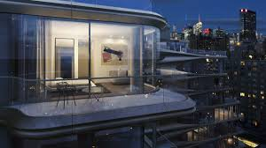 for 4 9 million you can live in this futuristic nyc apartment