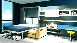 bureau dans une armoire bureau dans une armoire lit armoire bureau integre treev co
