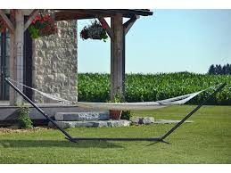 vivere 3 beam hammock stand 15 foot black steel 15beam blk