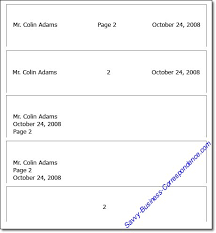 Document 2 Block Style Business Letter Practice Page Business Letter
