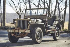 old military jeep 1943 willys jeep with trailer