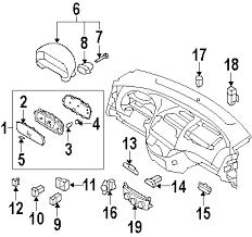 hyundai elantra parts parts com hyundai instrument light rheostat elantra partnumber