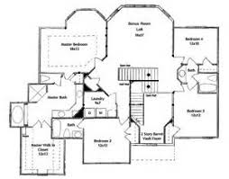 Master Bedroom Suites Floor Plans Small House Plan With Two Master Bedrooms Nrtradiant Com