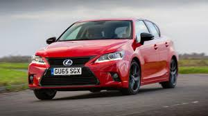 red lexus 2015 lexus ct 200h review top gear