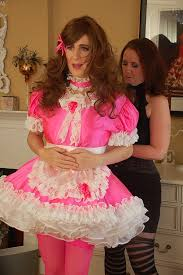 sissystockingsworld mistress elaine and one of her special girls
