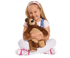 masha plush bear 35cm masha bear brands www