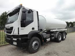 iveco trakker 380 with omt 15cbm tank riverland equipment