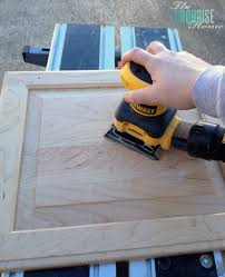 how to sand and paint cabinets the average diy s guide to painting cabinets
