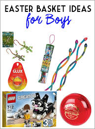 easter basket boy easter basket ideas for boys elemeno p kids