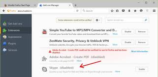 download mp3 youtube firefox add on remove skype extension from firefox notes