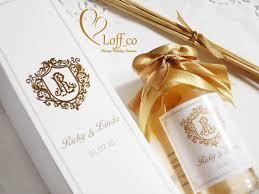 wedding gift surabaya reed diffuser by loff co souvenir bridestory
