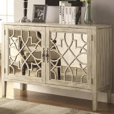 antique white accent cabinet coaster 950321