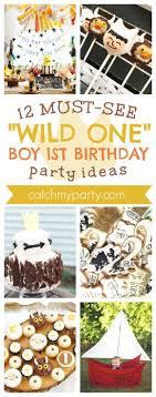 boy 1st birthday ideas 12 must see one boy 1st birthday party ideas catch my party
