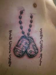 in loving memory dog tags the 25 best dog tags tattoo ideas on army