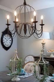 Decor Chandelier Rustic Farmhouse Chandelier For Home Decor Ideas Chandeliers Design