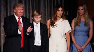 donald trump family meet the new first family what the donald trump white house will