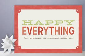 happy everything cards by clark