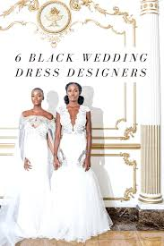 black wedding 6 black wedding dress designers to wear on the big day klassy kinks