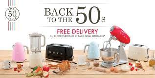 smeg kitchen appliances 2 4 slice toaster electric jug kettle smeg kitchen appliances
