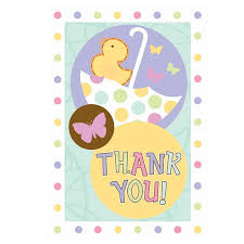 amazon com tiny bundle thank you notes toys u0026 games