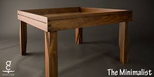 How To Build A Wood End Table by Coolest Diy Gaming Tables Webb Pickersgill
