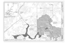 Arizona Strip Map by Mine Tales Grand Gulch Mine Was Major Copper Producer Arizona