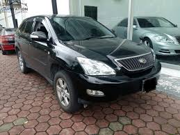 harrier lexus 2010 used toyota for sale by carstation