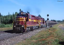 Minnesota travel by train images The duluth missabe and iron range railway jpg