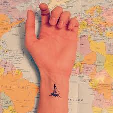 best 25 small travel tattoo ideas on pinterest small compass