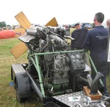 rolls royce merlin rougham 2006 rally report