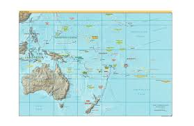 World Map Us by World Map Oceania