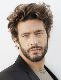 men medium length hairstyle hair and beard styles tips for you http popularbeardstyles com