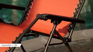 Bliss Zero Gravity Lounge Chair Caravan Canopy Zero Gravity Lounge Chair Product Review Video