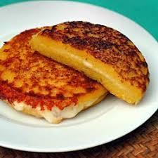 arepas corn pancake sandwich simple easy to make cuban