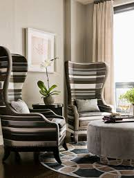 High Armchairs High Back Chairs Houzz