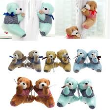 Nursery Curtain Tie Backs Uk by Compare Prices On Teddy Bear Curtains Online Shopping Buy Low