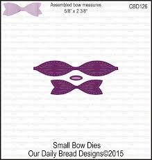 bow dies