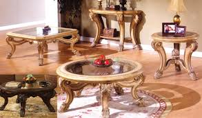 Cheap Glass Coffee Tables by Round Glass Coffee Table Sets Amazing Home Design