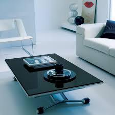 magic height adjustable extending coffee table arredaclick