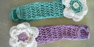 crochet baby headbands crochet baby headbands free crochet pattern