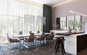 Modern Dining Room Furniture Miami Mid Century Modern Dining Room - Dining room sets miami