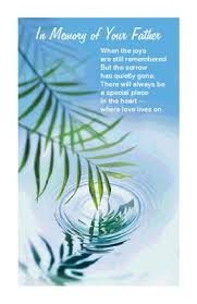 in memory of in memory of printable card blue mountain
