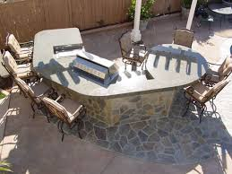 backyard bbq bar designs outdoor barbeque and kitchen landscape design construction