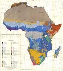 Prairies In World Map by National Soil Maps Eudasm Esdac European Commission