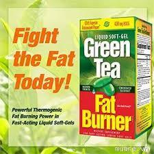 Mua bán Green Tea Fat Burner (Giảm cân an toàn và hiệu quả từ Mỹ)